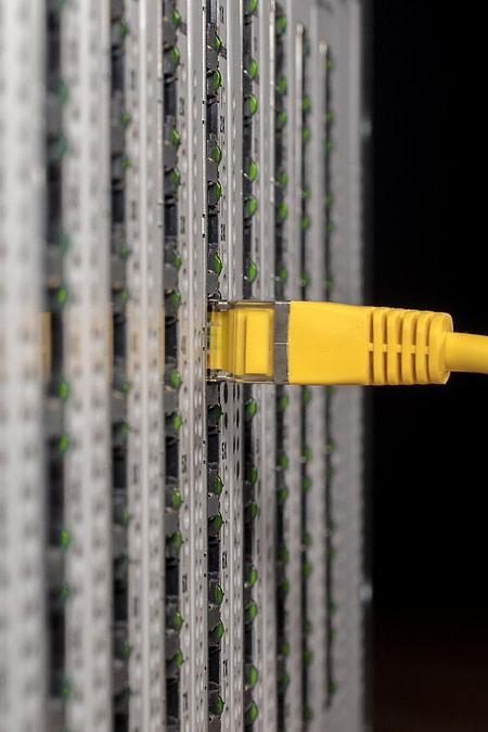 Proper web hosting